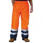 Hi vis waterproof overtrousers (HVS463)