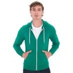 Tri-blend terry zip hoodie (TRT497)