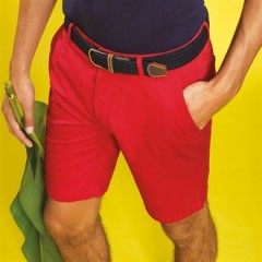 Men's classic fit shorts