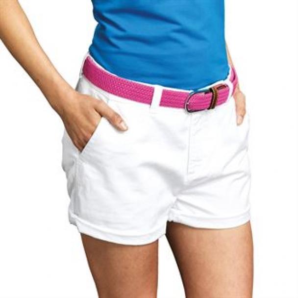 Women's classic fit shorts