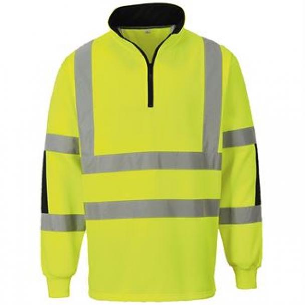 Exnon hi-vis rugby shirt (B308)
