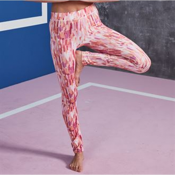 Girlie cool printed legging