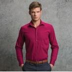 Poplin shirt long sleeve