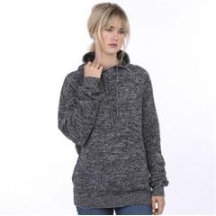 Iguazu knitted hoodie
