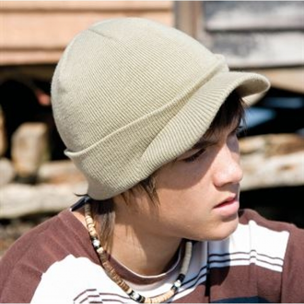 Kids Esco army knitted hat