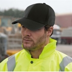 Tech performance softshell cap