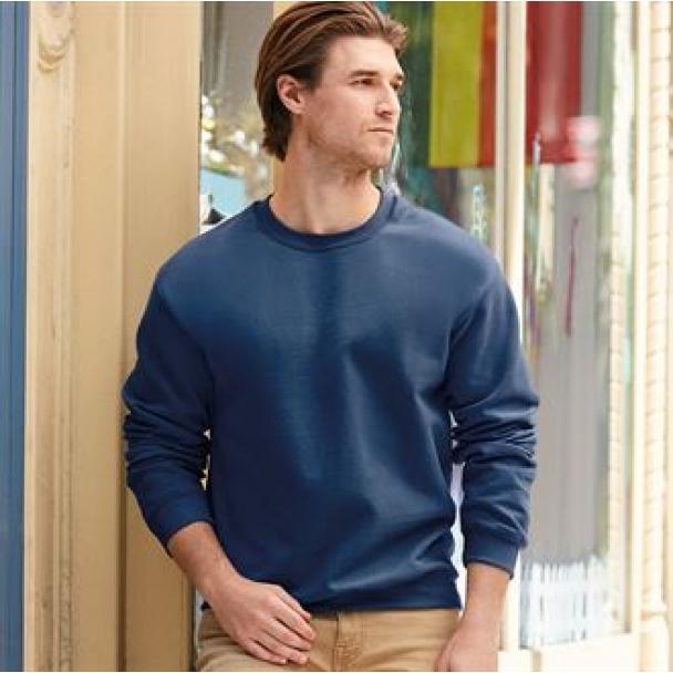 Heavy Blend adult crew neck sweatshirt