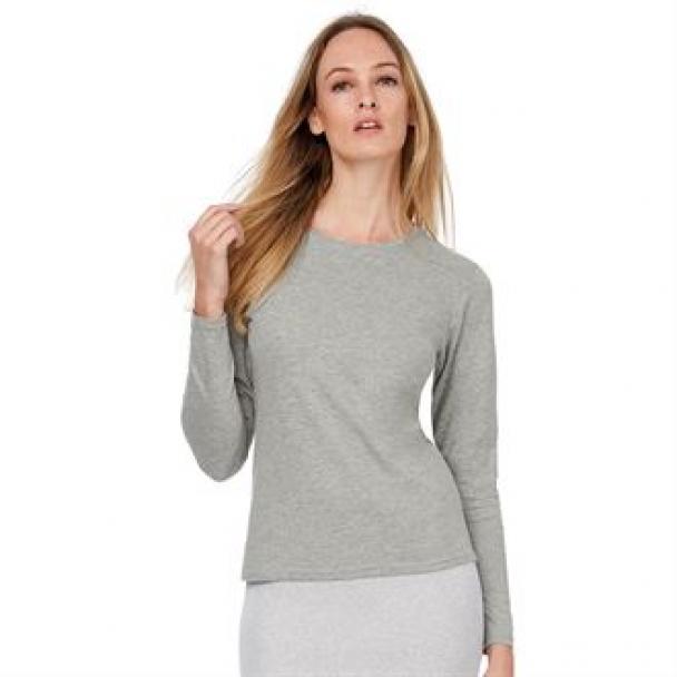 B&C Women-only long sleeve