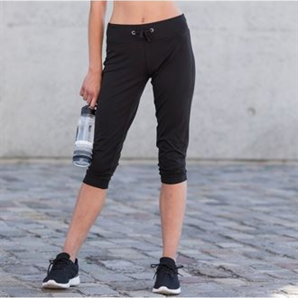 Women's ¾ workout pant