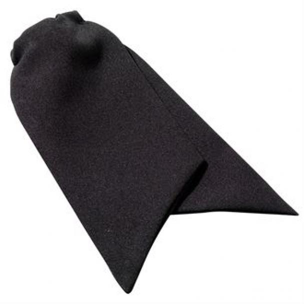 Women's clip-on cravat