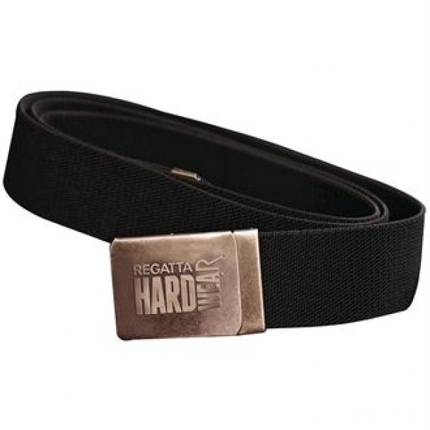 Premium workwear belt with stretch