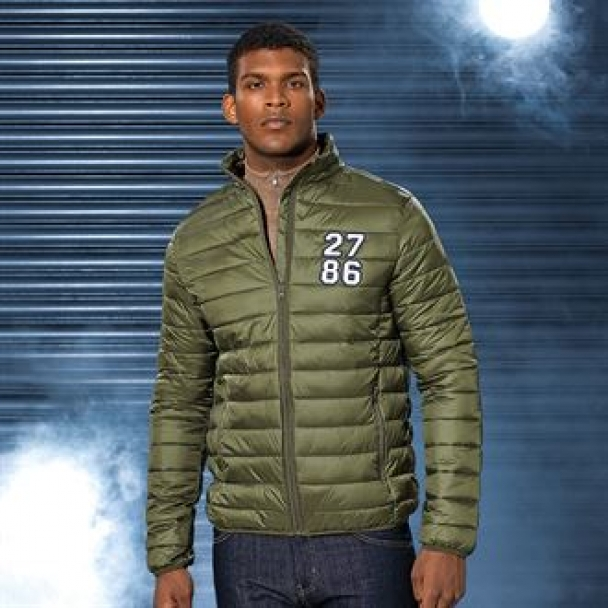 Terrain padded jacket