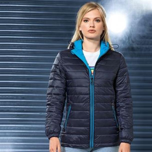Women's padded jacket