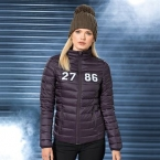 Women's terrain padded jacket