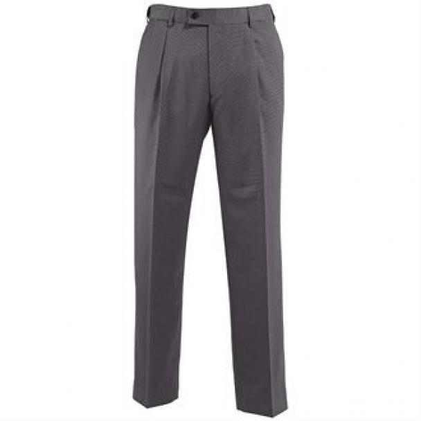 Icona single pleat trousers (NM4)