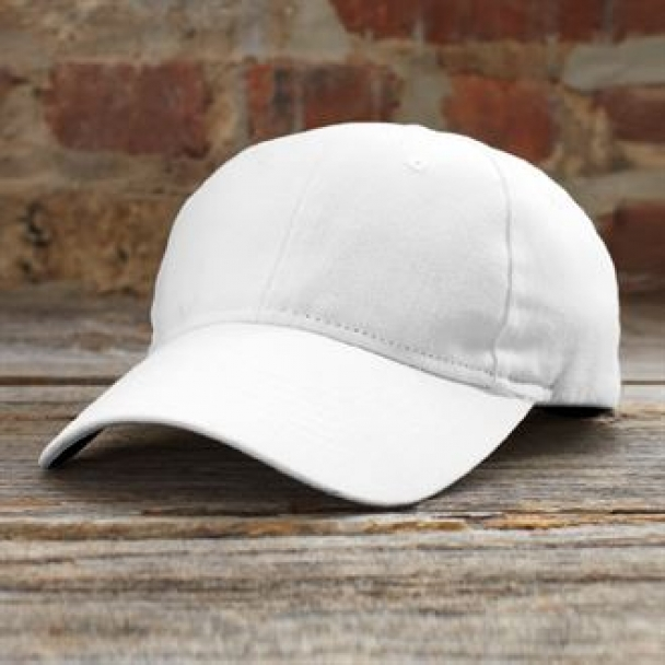 Anvil brushed twill cap