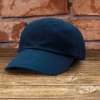 Anvil contrast low-profile twill cap