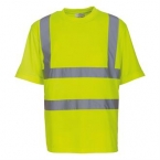 Hi-vis short sleeve t-shirt (HVJ410)
