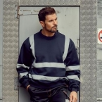 Hi-vis sweatshirt (HVJ510)