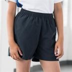 Kids start-line track shorts