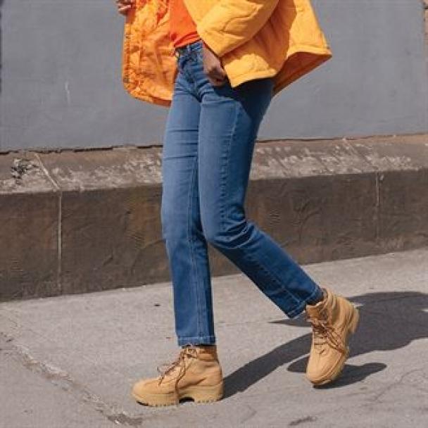 Women's Katy straight jeans