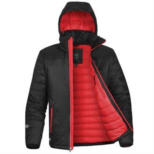Black ice thermal Jacket