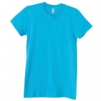 Women's fine Jersey short sleeve tee (2102)