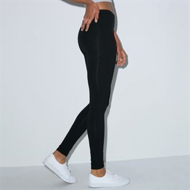 Women's cotton Spandex Jersey legging (8328)