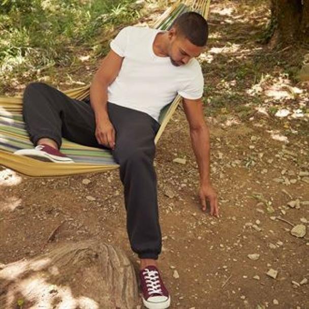 Premium 70/30 elasticated sweatpants
