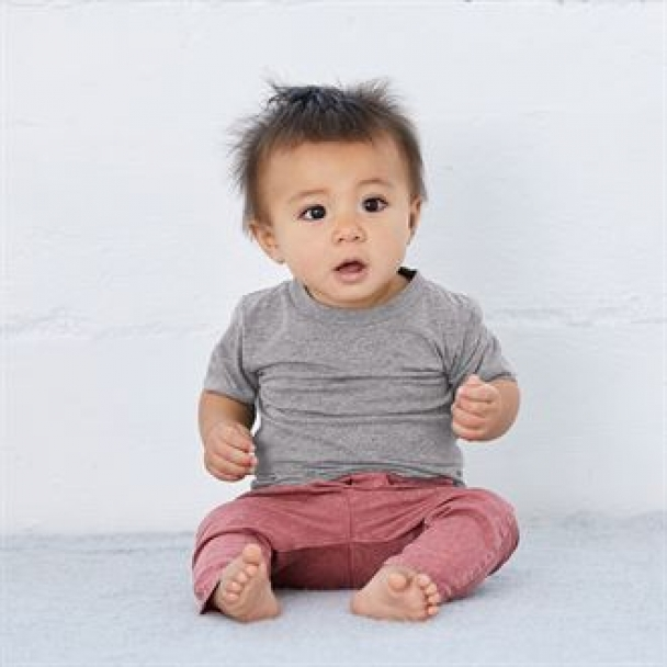 Baby triblend short sleeve tee