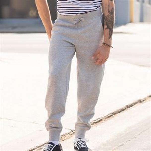 Slim cuffed jogger