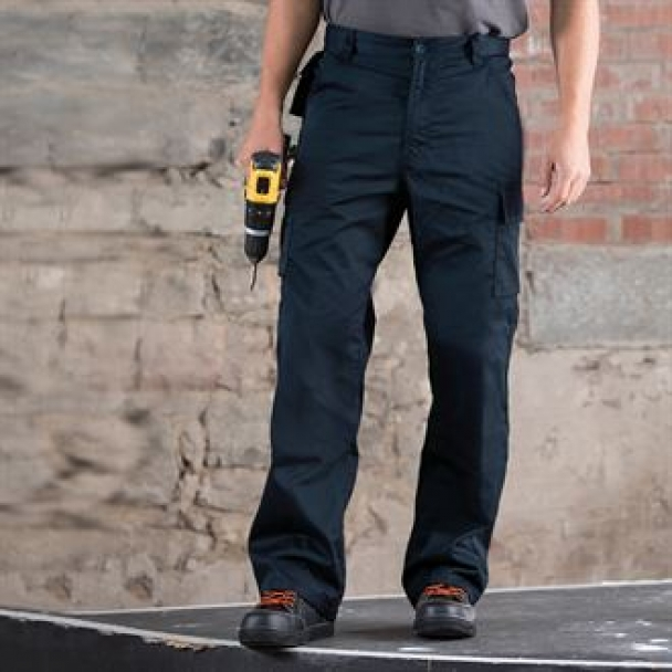 Premium workwear trousers