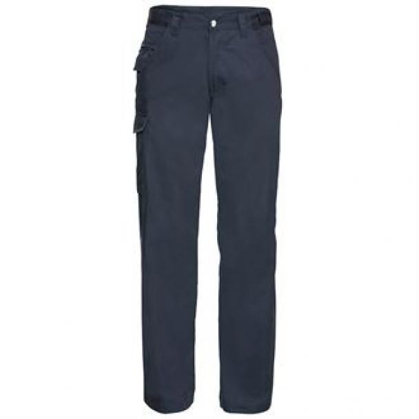 Polycotton twill workwear trousers