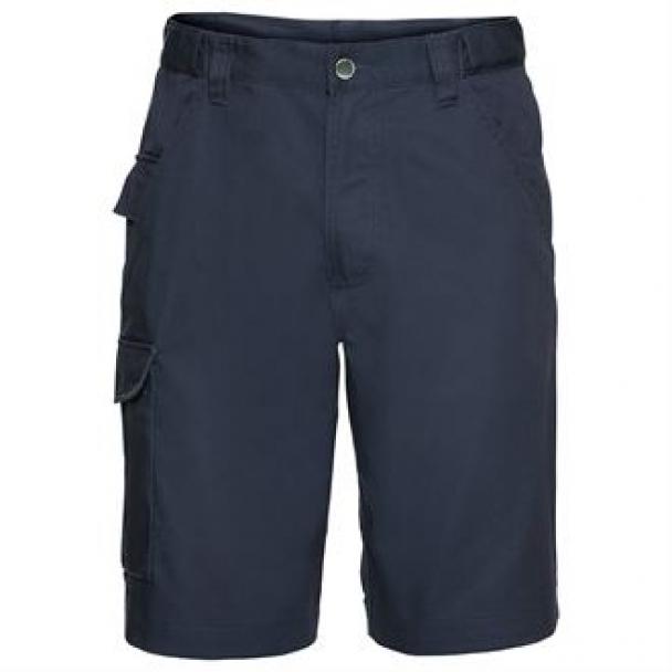 Polycotton twill workwear shorts