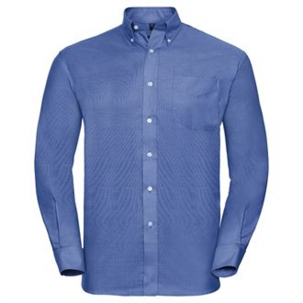 Long sleeve Easycare Oxford shirt