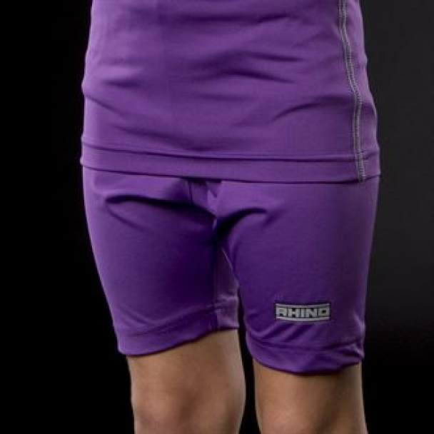 Rhino baselayer shorts - juniors