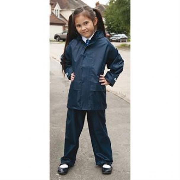 Core junior rain suit