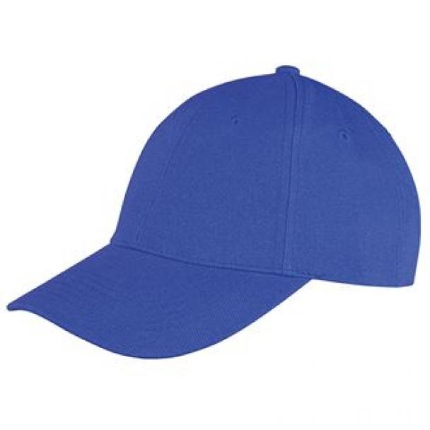 Memphis 6-panel brushed cotton low profile cap