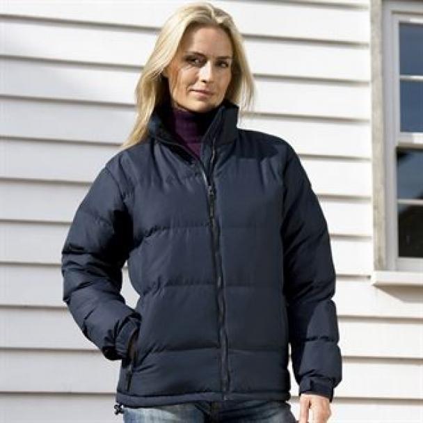 Women's Holkham down-feel jacket