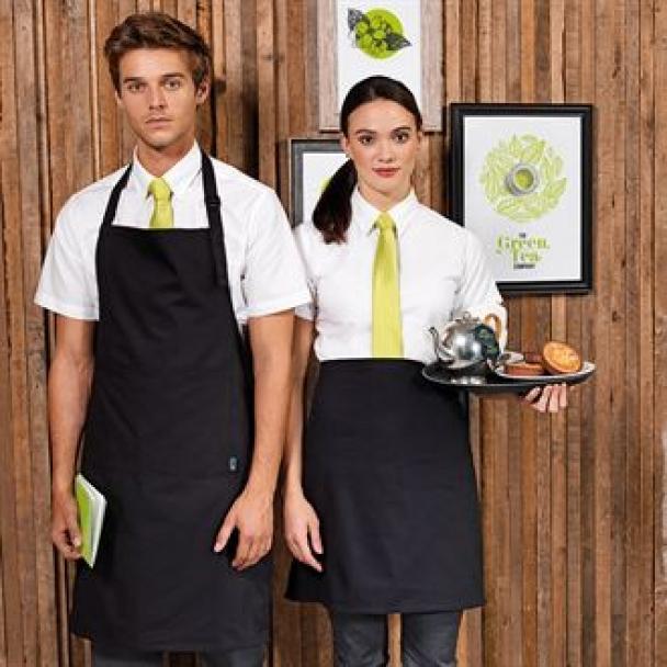 Fairtrade mid-length apron