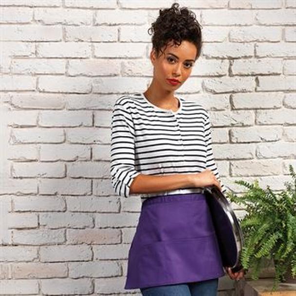 Colours 3 pocket apron