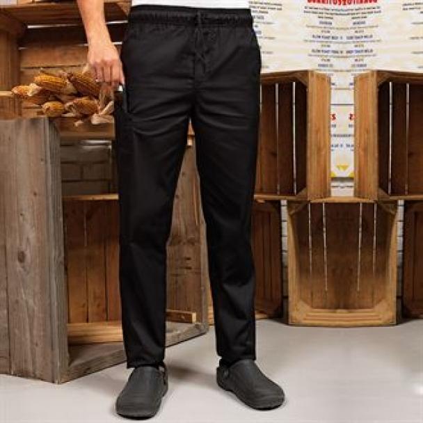 Chef's select slim leg trouser