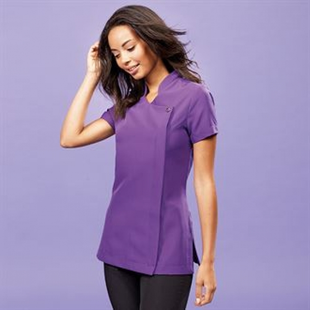 Blossom beauty and spa tunic