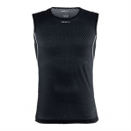 Cool mesh superlight sleeveless baselayer