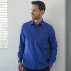 Wicking antibacterial long sleeve shirt