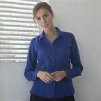 Women's wicking antibacterial long sleeve shirt