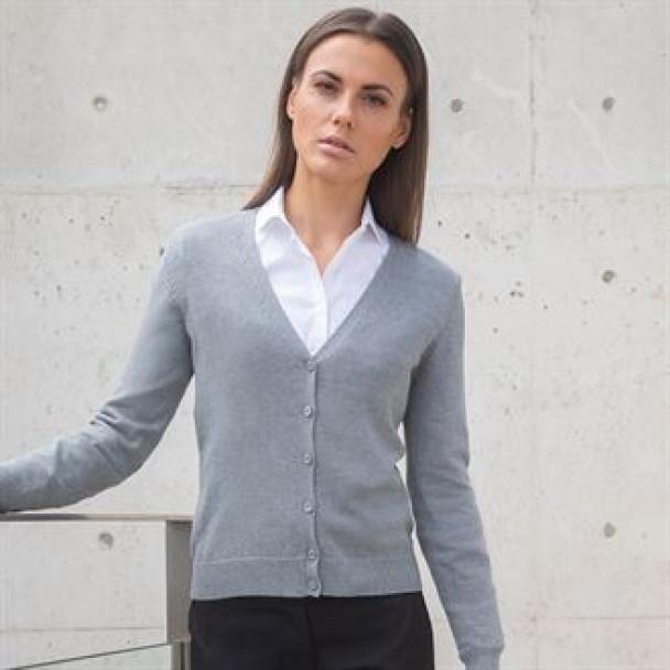 Women's v-neck cardigan