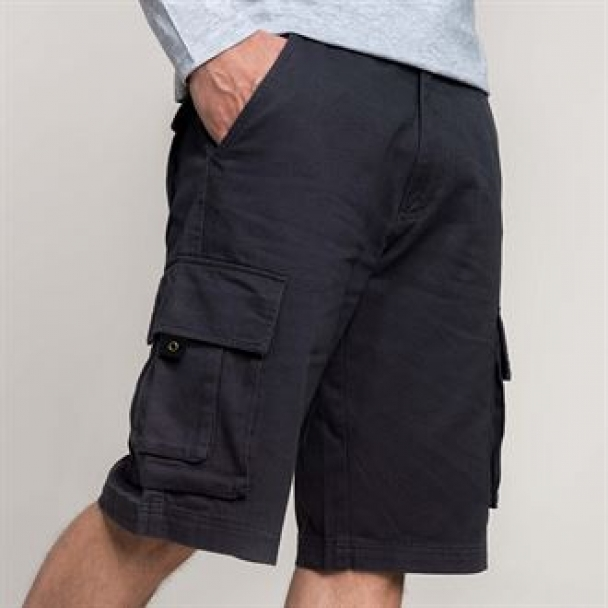 Trekker Bermuda shorts
