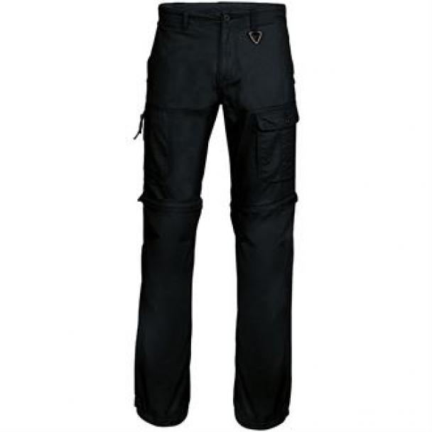 2-in-1 multi-pocket trousers