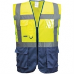 Hi-vis executive vest (S476/C476)